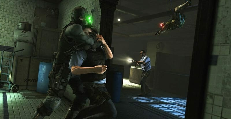 Splinter Cell: Conviction Co-Op Interview « Video Games Daily