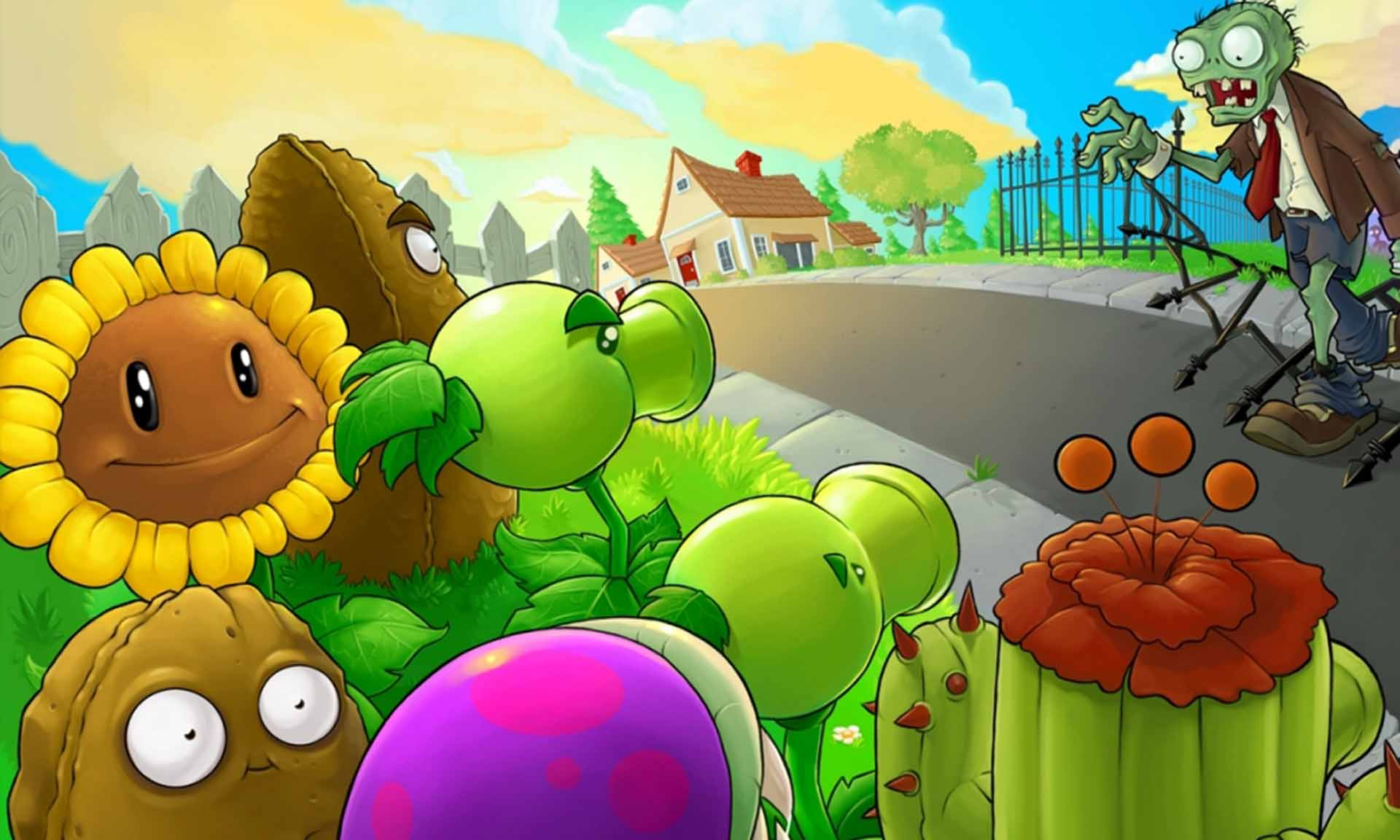 Plants Vs. Zombies 3 announc- oh for its a chuffing