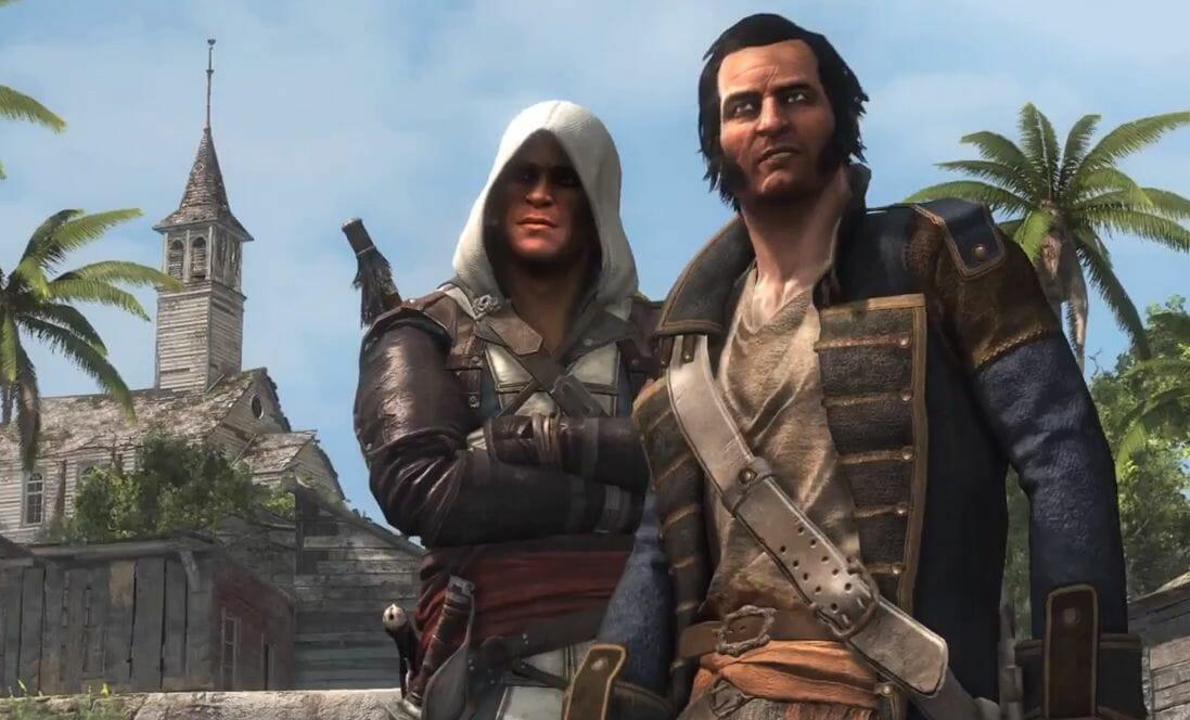Assassin S Creed Iv Black Flag Gameplay Reveal Trailer Bagogames