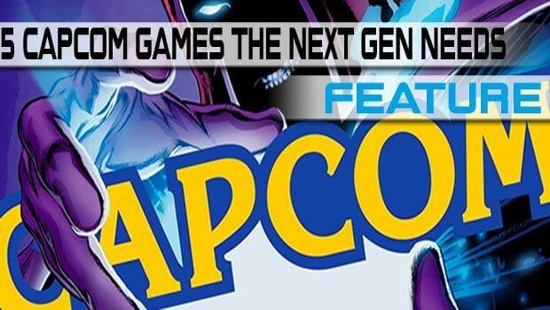Top Five Capcom Franchises That Need A Next Gen Reboot featured image