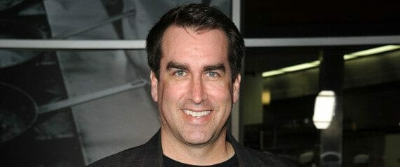 Rob Riggle Is Dead Rising Watchtower S Frank West