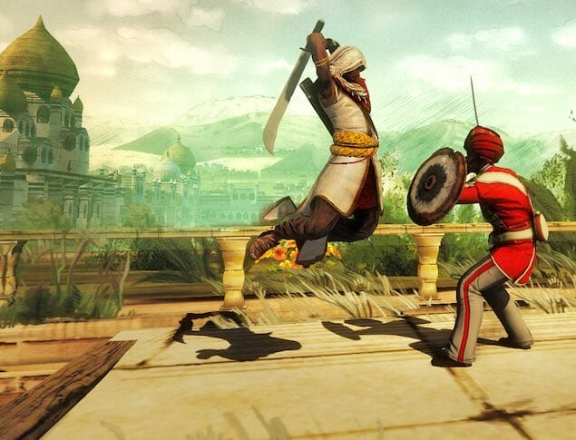 New Assassin S Creed Chronicles India Trailer Bagogames