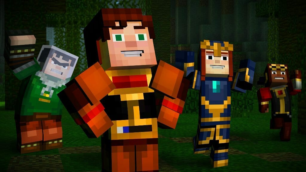 Minecraft Story Mode Episode 5 Order Up Review Bagogames