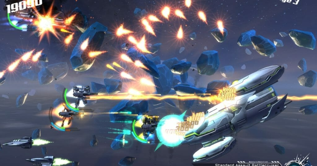 (<em>Stardust Galaxy Warriors: Stellar Climax</em>, Deamloop Games)