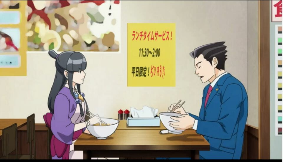 Ace Attorney Anime Ep 18 Turnabout Big Top 1st Trial Review