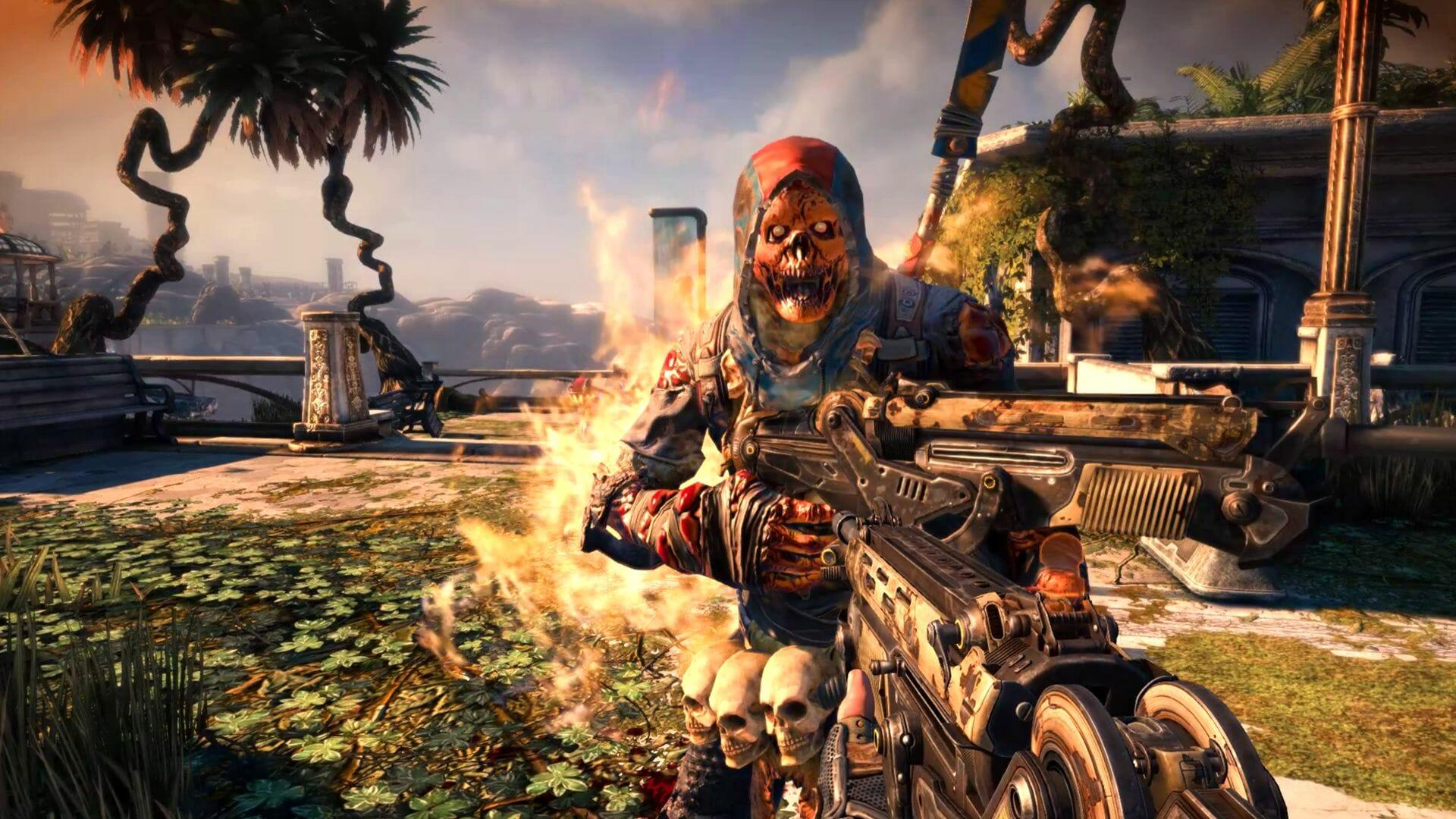 Bulletstorm Full Clip Edition Review A Politically Incorrect Blast Bagogames