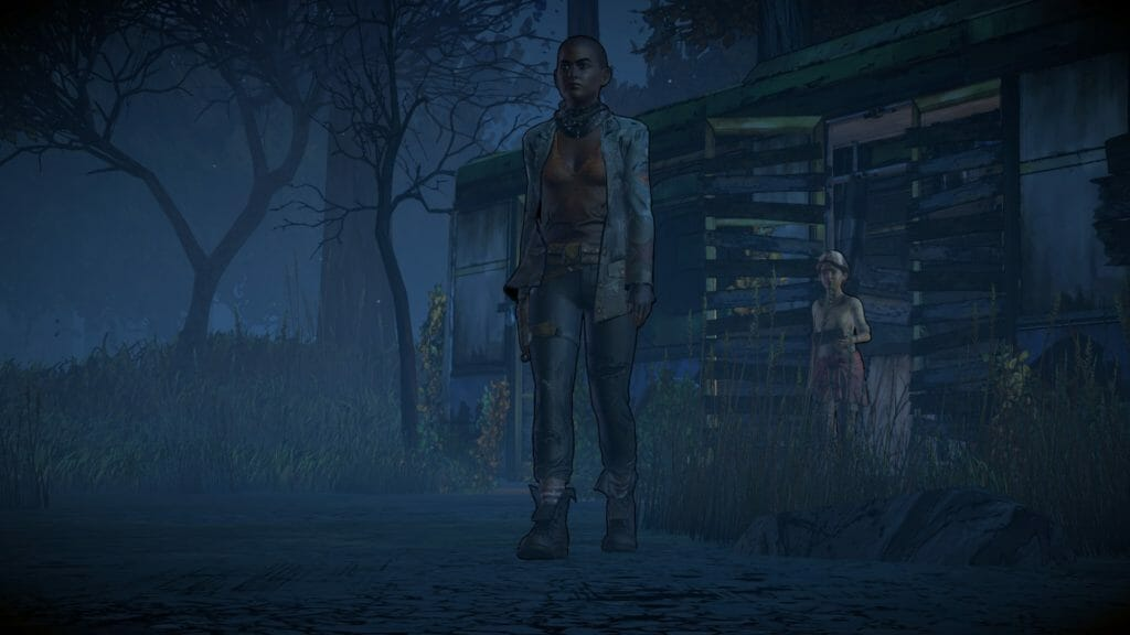 The Walking Dead: A New Frontier - Thicker Than Water, Telltale Games