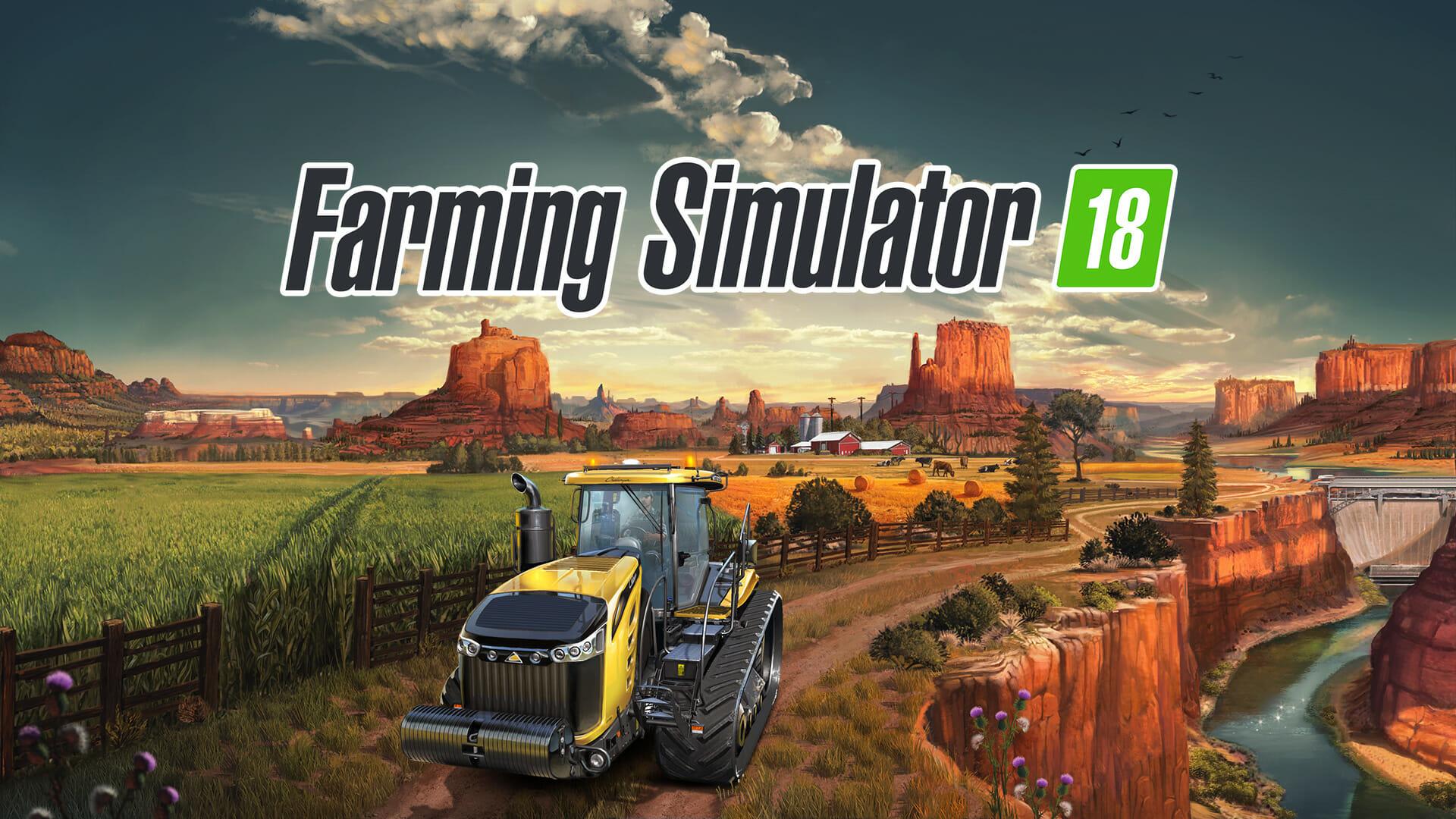 Farming Simulator 18, GIANTS Software