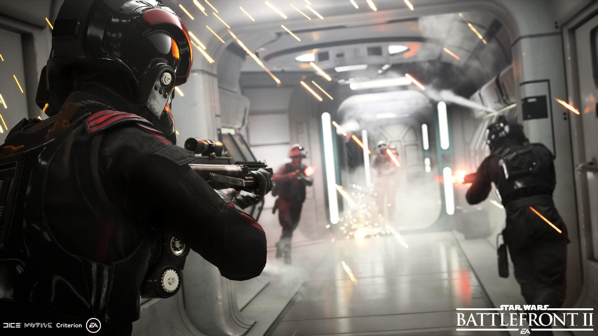 Star Wars Battlefront 2, EA