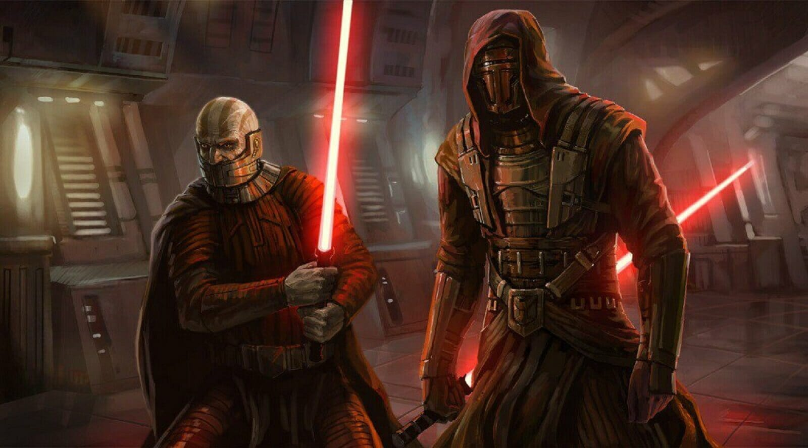(Star Wars: Knights of the Old Republic - Bioware)