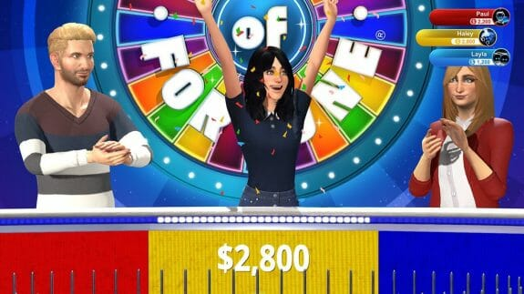 Wheel Of Fortune Ps4 Review Winning A Trip To Mediocrity Bagogames