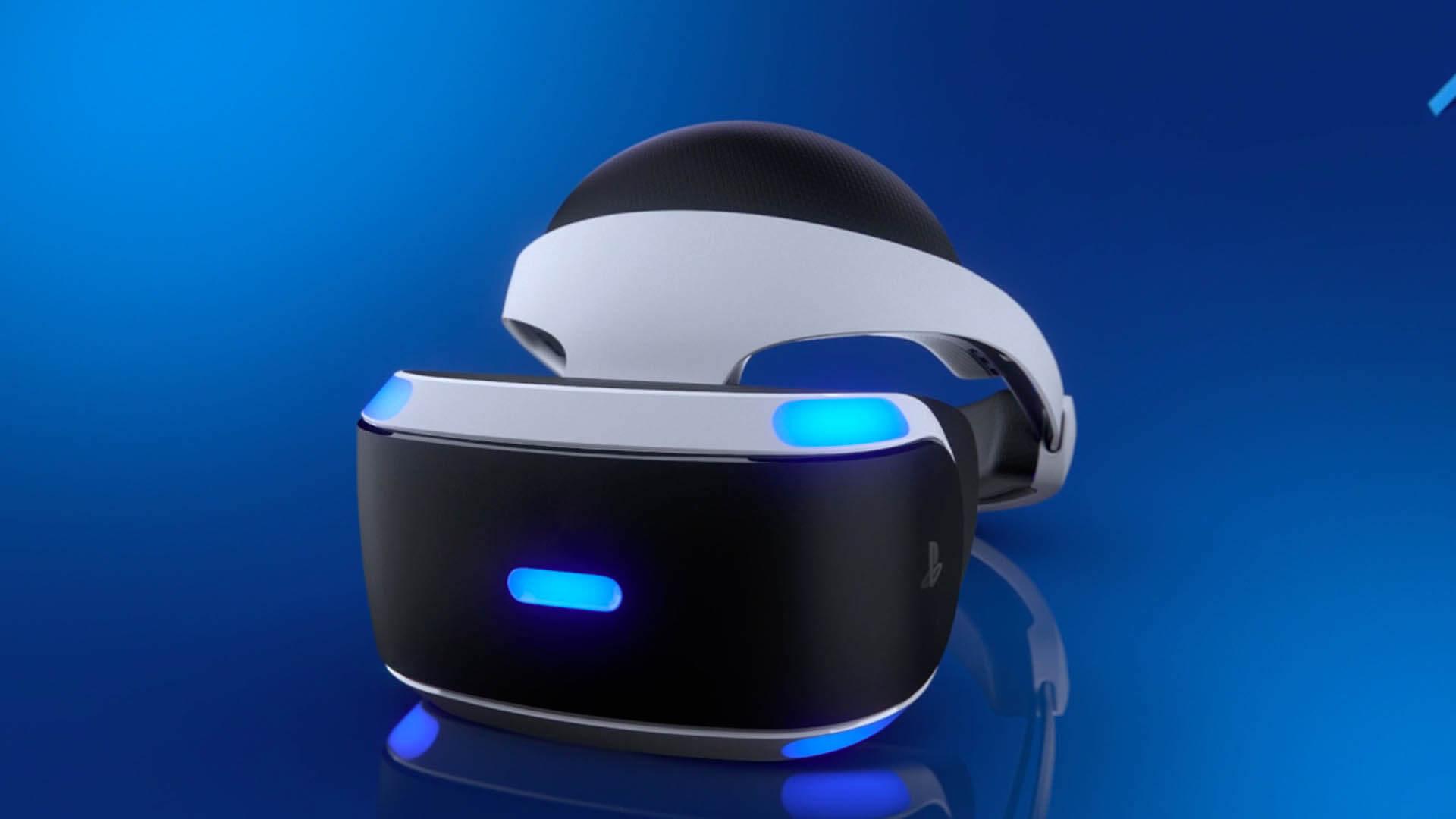 (PlayStation VR, Sony)