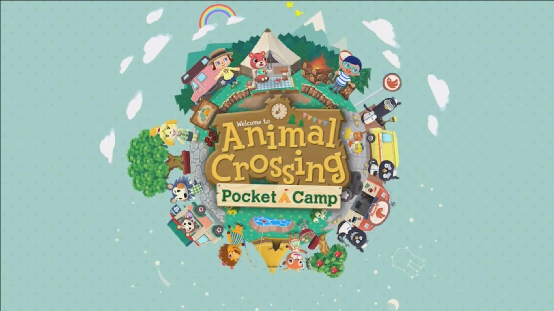 Animal Crossing: Pocket Camp, Nintendo