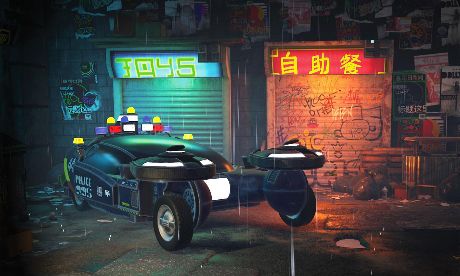 Blade Runner Revelations Announced For VR