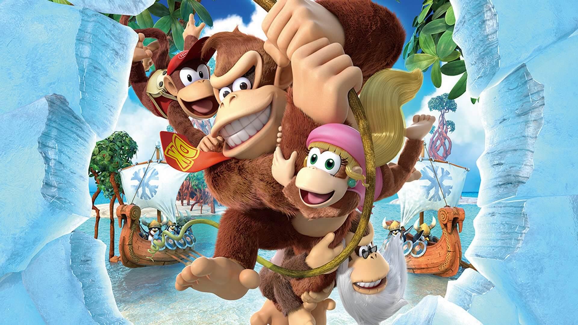 Donkey Kong Country: Tropical Freeze, Nintendo
