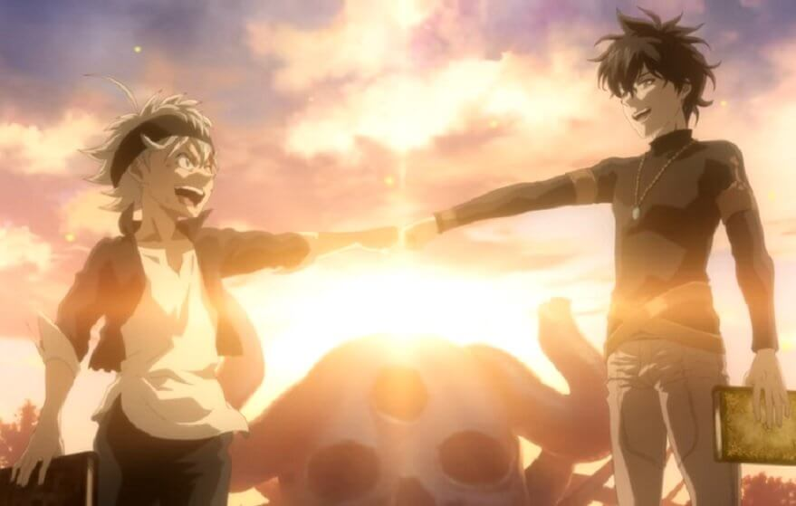 Black Clover Anime / Crunchyroll & FUNimation