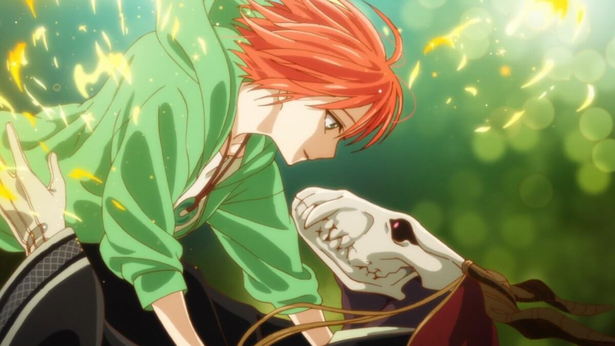 Ancient Magus Bride / FUNimation & Crunchyroll