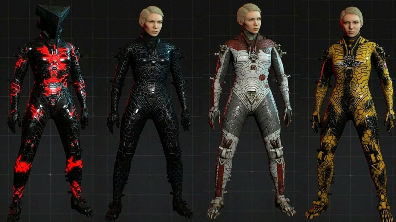 Customize your characters in Wolfenstein Youngblood