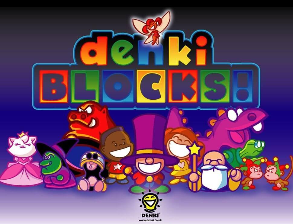 denki blocks has been around since game boy advanced