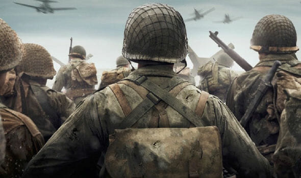 Call of Duty War War II tried to capture the realism of soldiers at war...