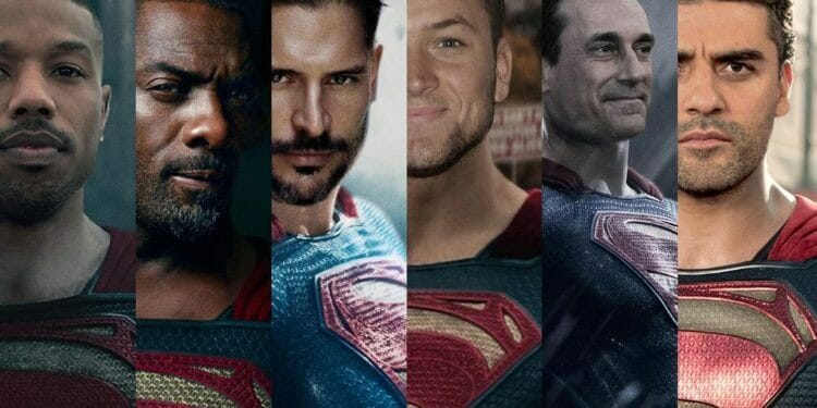 Michael B Jordan might be the new Superman