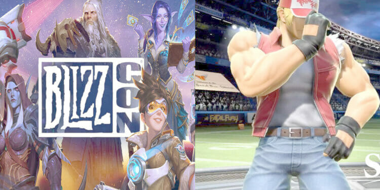 TSR Bagocast episode 1 Blizzcon and terry bogard