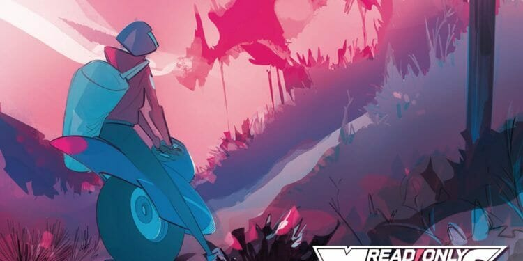 (Read Only Memories - IDW Publishing)