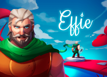 Effie Indie Game Puzzle-Platformer 3D main character Galand