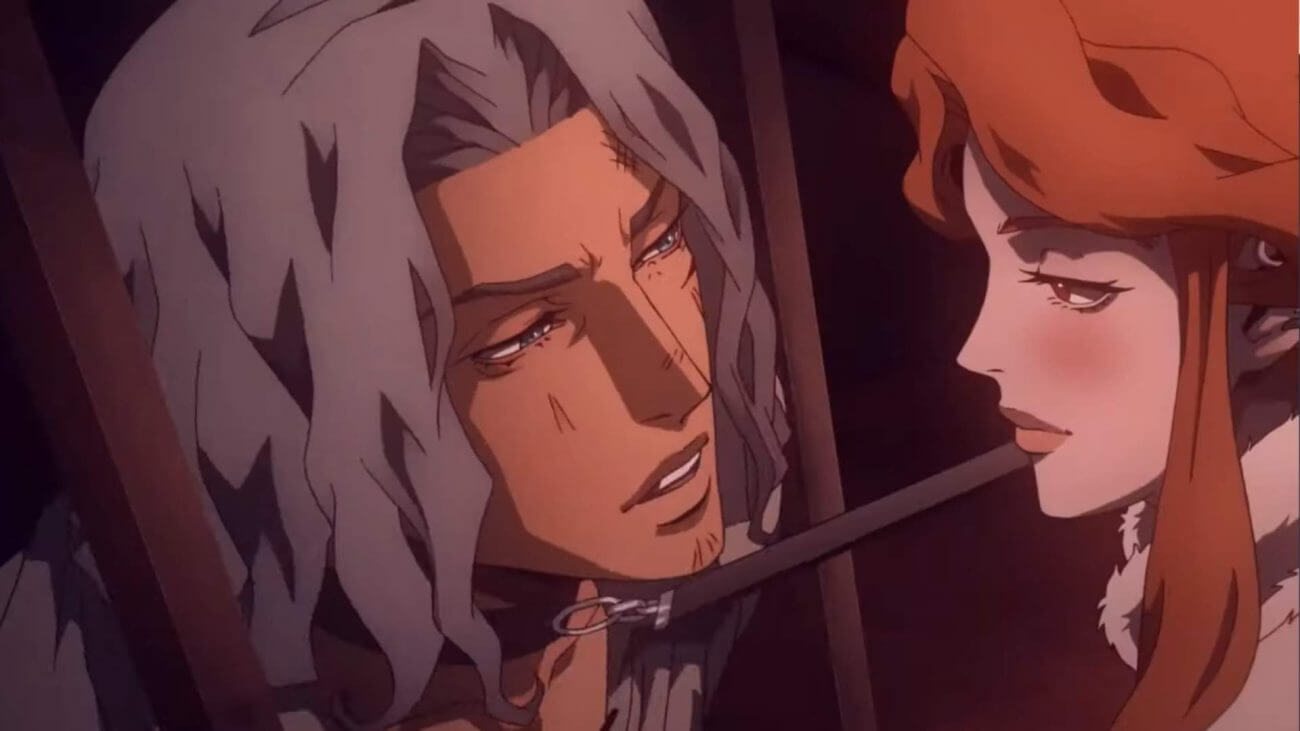 Castlevania Hector and Lenore