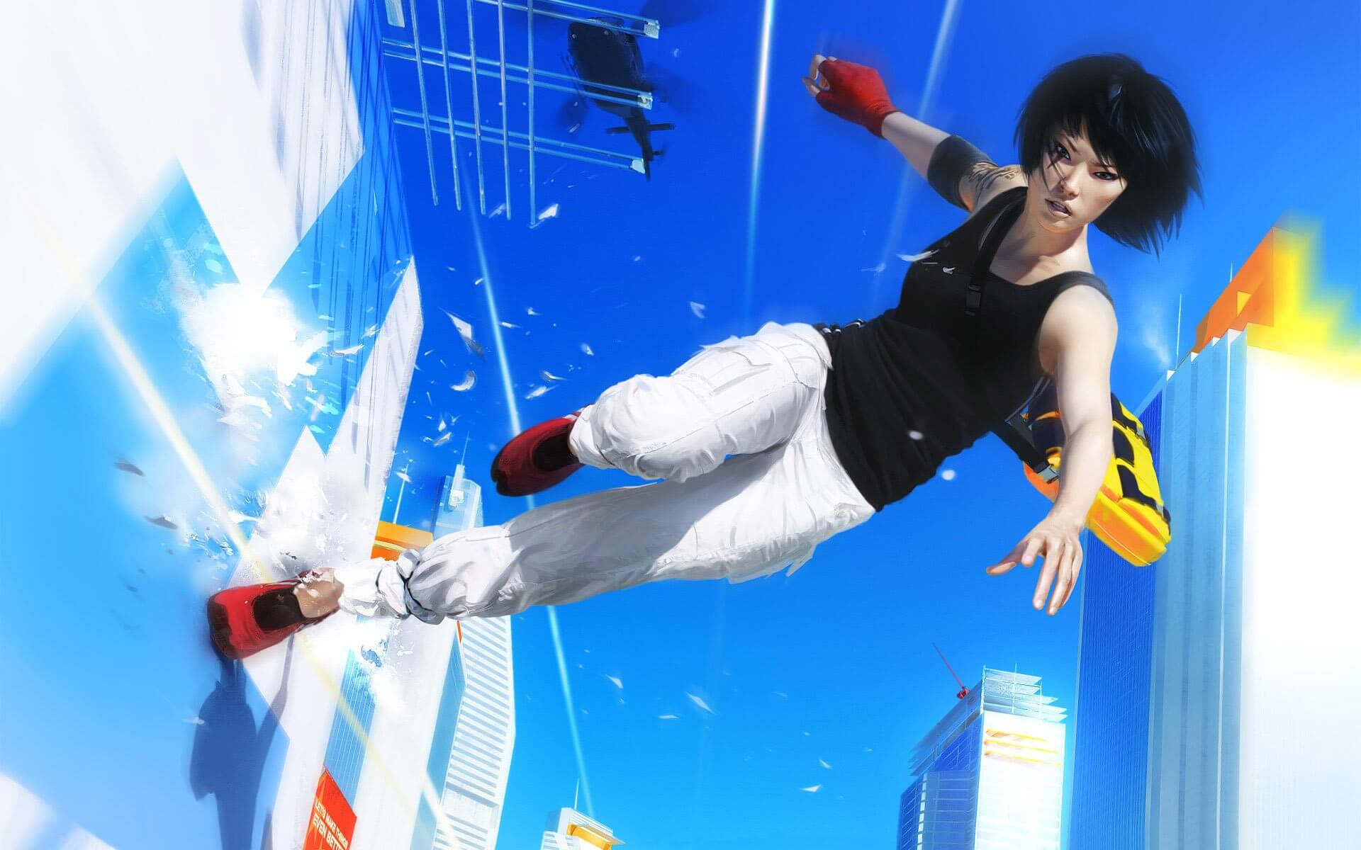 Could Mirror's Edge Be a Film