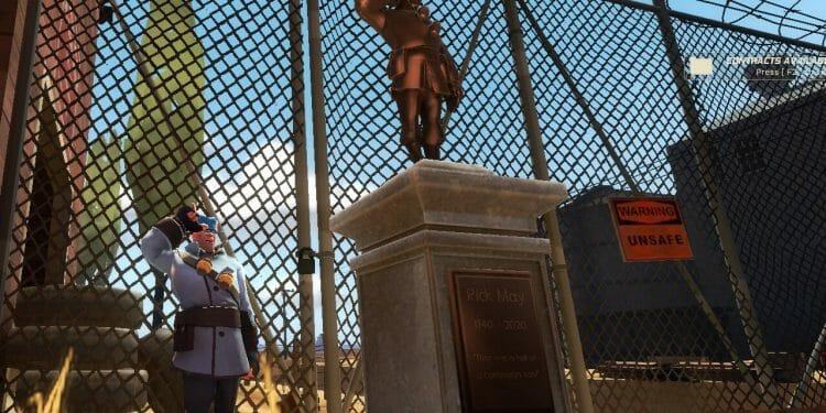 TF2 Rick May Memorial