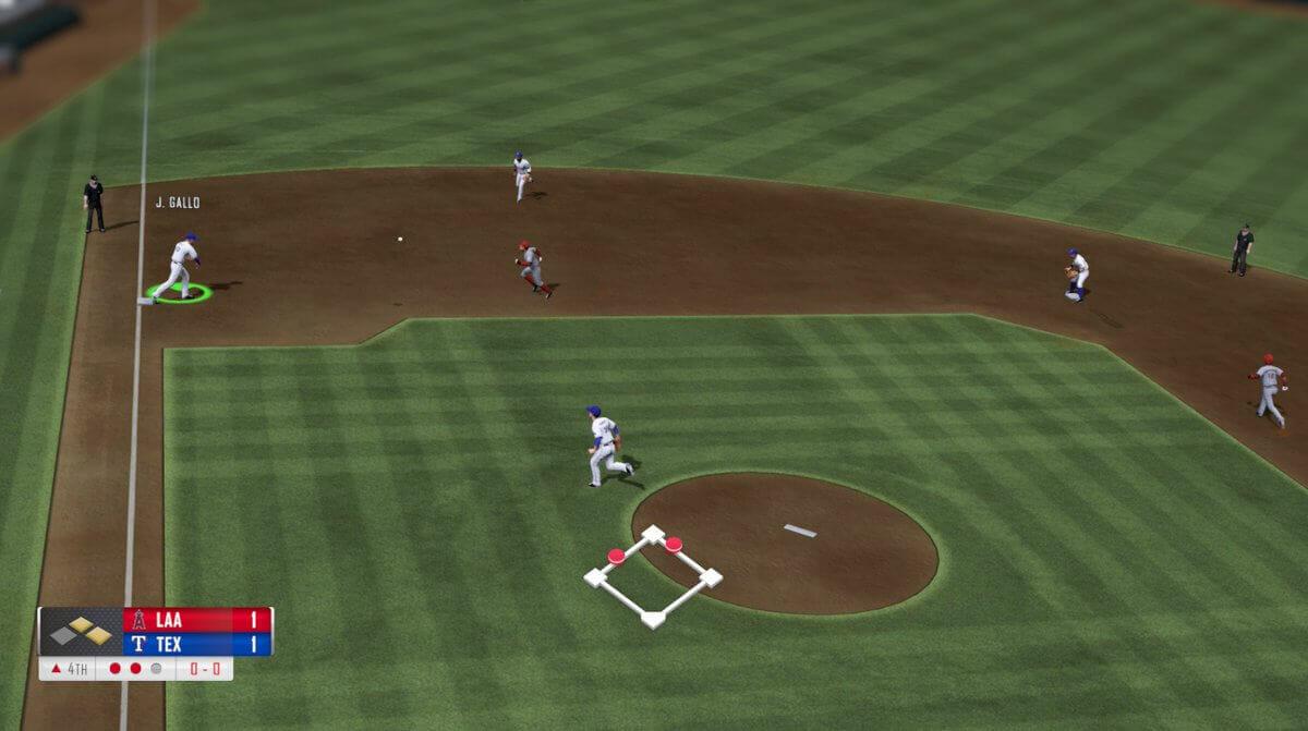 R.B.I Baseball 20 Field