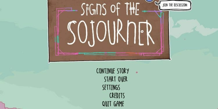 (Signs of the Sojourner - Echo Dog Games)