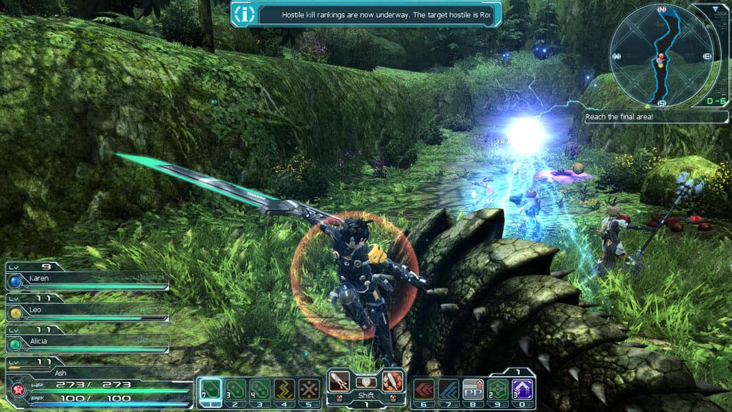 Phantasy Star Online 2 PC Release Date