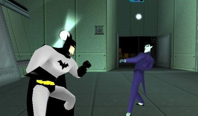 Retro Review Batman Vengeance Bagogames