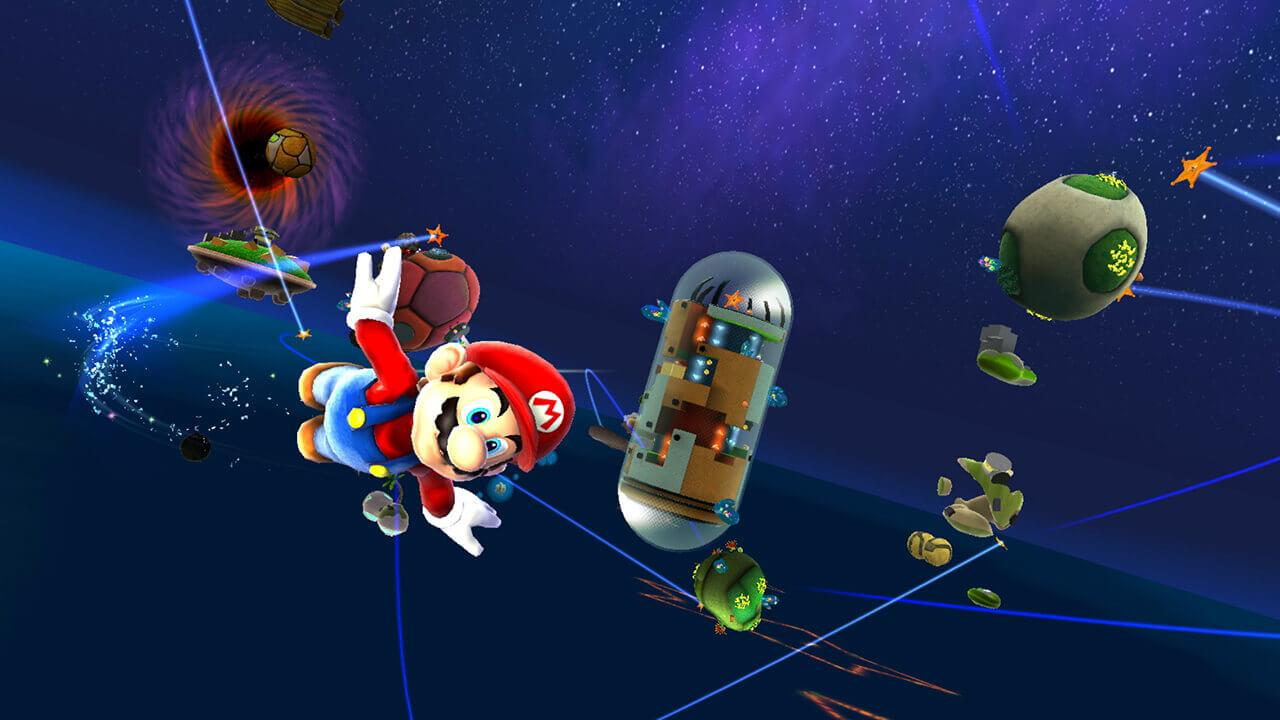 Super Mario 3D All-Stars - Mario Galaxy