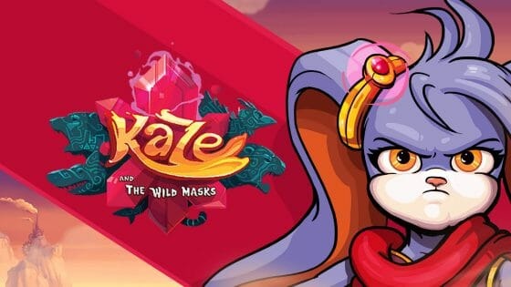 Kaze And The Wild Masks Coming March 26